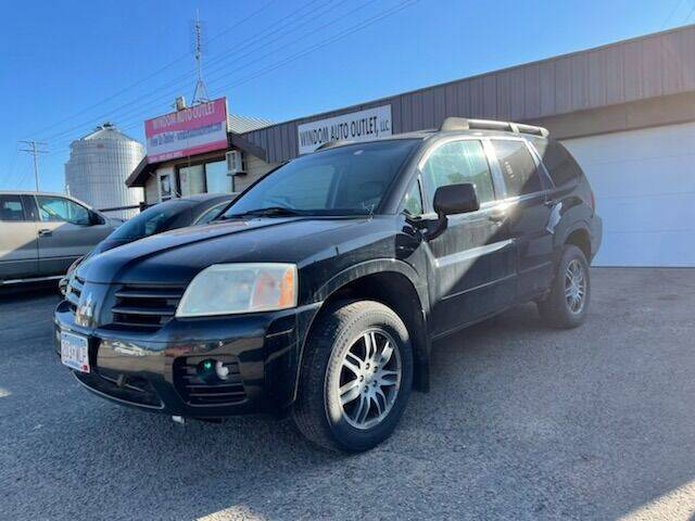 2005 Mitsubishi Endeavor for sale at WINDOM AUTO OUTLET LLC in Windom MN
