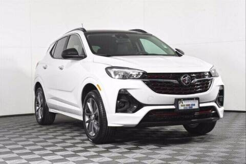 2020 Buick Encore GX for sale at Washington Auto Credit in Puyallup WA