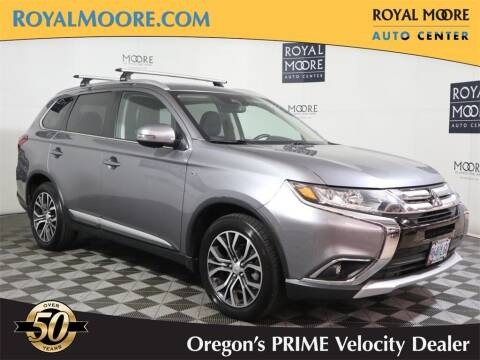 2018 Mitsubishi Outlander for sale at Royal Moore Custom Finance in Hillsboro OR