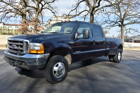 1999 Ford F-350 Super Duty for sale at A Motors in Tulsa OK