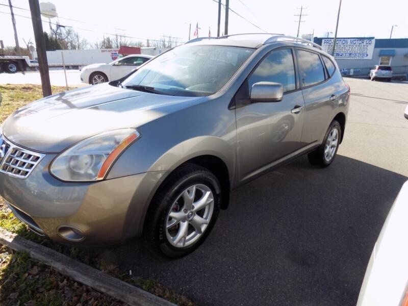2009 Nissan Rogue for sale at Pro-Motion Motor Co in Lincolnton NC