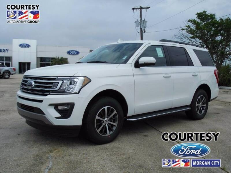 2021 Ford Expedition for sale at Courtesy Toyota & Ford in Morgan City LA