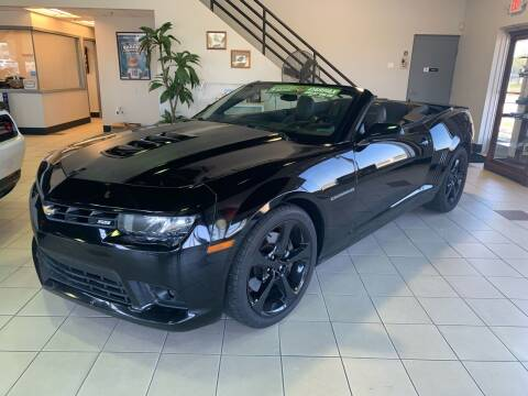 2015 Chevrolet Camaro for sale at Great Lakes Auto Superstore in Waterford Township MI