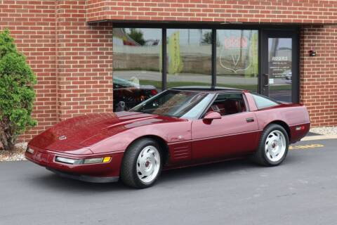 1993 Chevrolet Corvette for sale at Zarate's Auto Sales in Caledonia WI