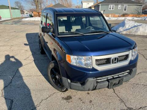 2010 Honda Element for sale at Some Auto Sales in Hammond IN