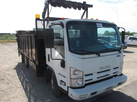 2010 Isuzu NPR-HD for sale at National Auto Group in Houston TX