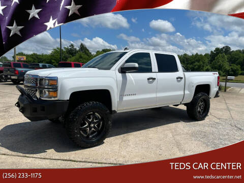 2014 Chevrolet Silverado 1500 for sale at TEDS CAR CENTER in Athens AL