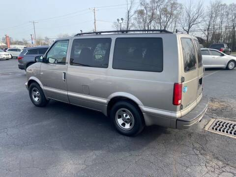 2002 Chevrolet Astro for sale at Used Car Factory Sales & Service Troy in Troy OH
