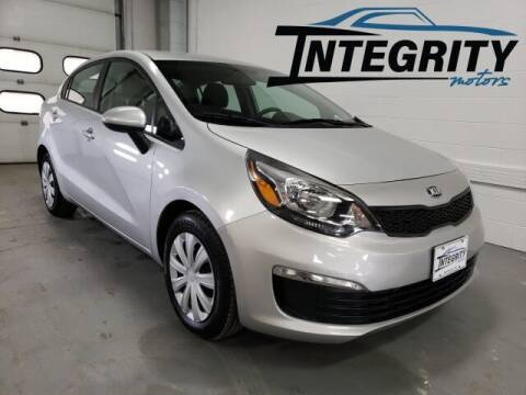 2017 Kia Rio for sale at Integrity Motors, Inc. in Fond Du Lac WI