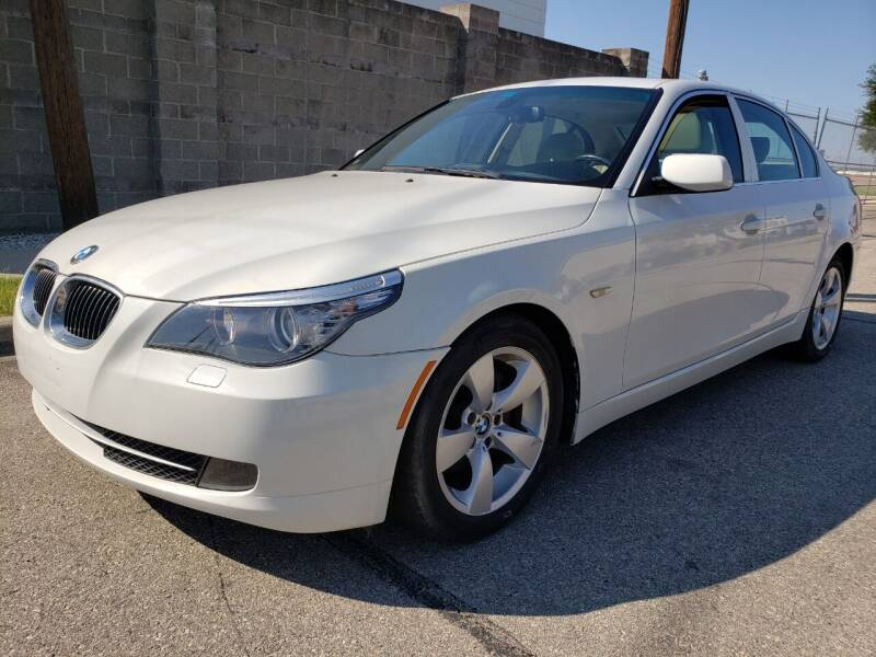 2008 BMW 5 Series for sale at ZNM Motors in Irving TX