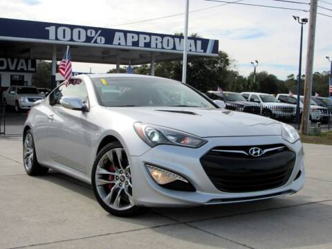 2013 Hyundai Genesis Coupe for sale at Orlando Auto Connect in Orlando FL