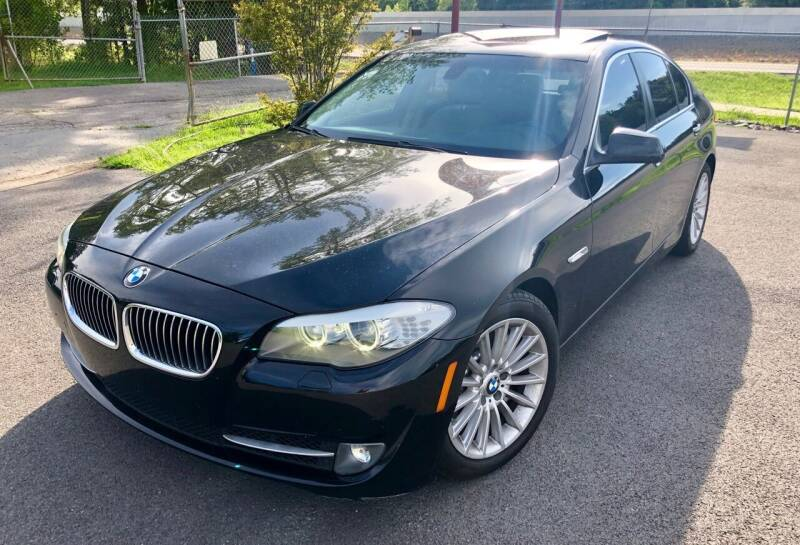 2011 BMW 5 Series for sale at Access Auto in Cabot AR