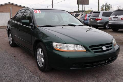 2001 Honda Accord for sale at Harry's Auto Sales, LLC in Goose Creek SC