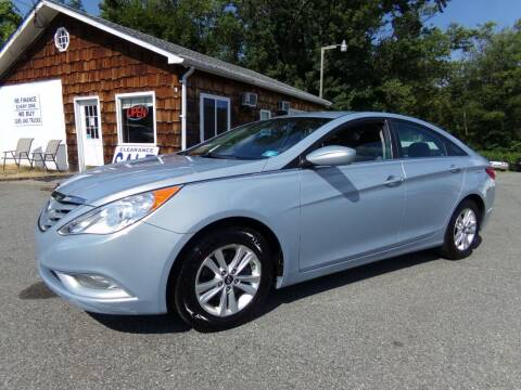 2013 Hyundai Sonata for sale at Trade Zone Auto Sales in Hampton NJ