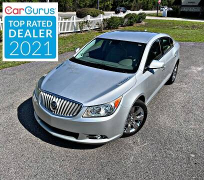 2011 Buick LaCrosse for sale at Brothers Auto Sales of Conway in Conway SC
