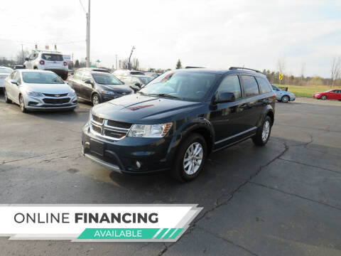 2015 Dodge Journey for sale at A to Z Auto Financing in Waterford MI