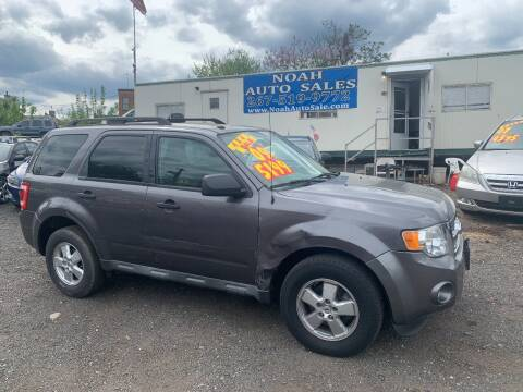 2009 Ford Escape for sale at Noah Auto Sales in Philadelphia PA