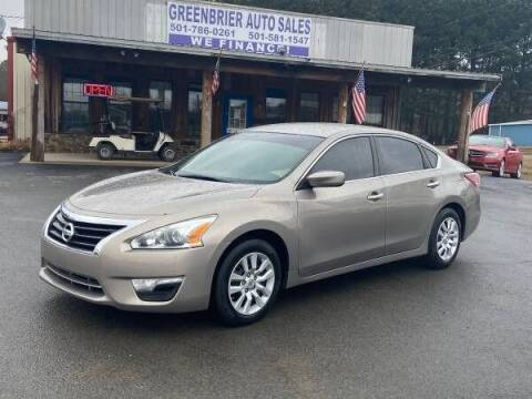 2013 Nissan Altima for sale at Greenbrier Auto Sales in Greenbrier AR