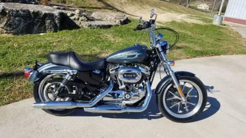 2015 Harley-Davidson XL1200T for sale at HIGHWAY 12 MOTORSPORTS in Nashville TN