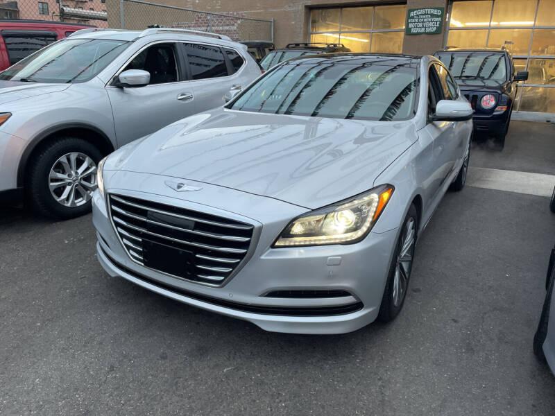 2015 Hyundai Genesis for sale at Ultra Auto Enterprise in Brooklyn NY