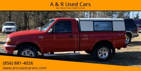 2002 Mazda Truck for sale at A & R Used Cars in Clayton NJ