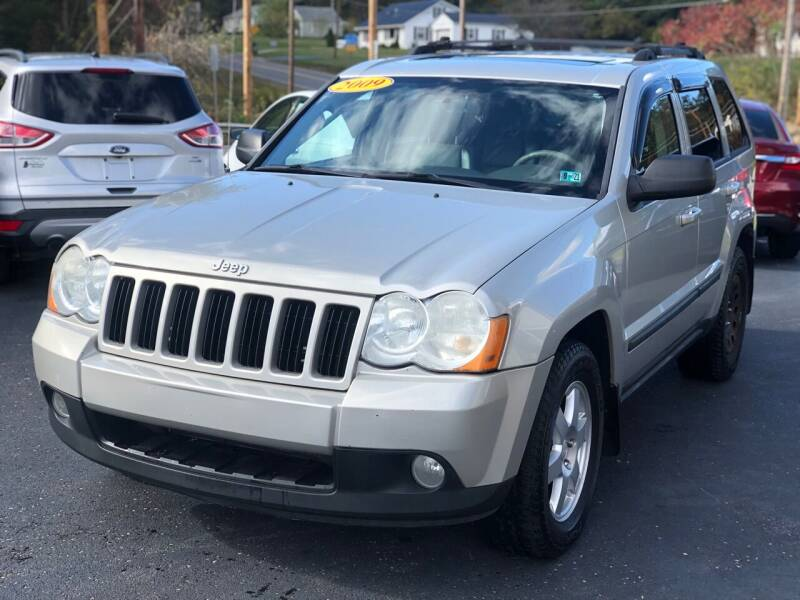 2009 Jeep Grand Cherokee for sale at Pine Grove Auto Sales LLC in Russell PA