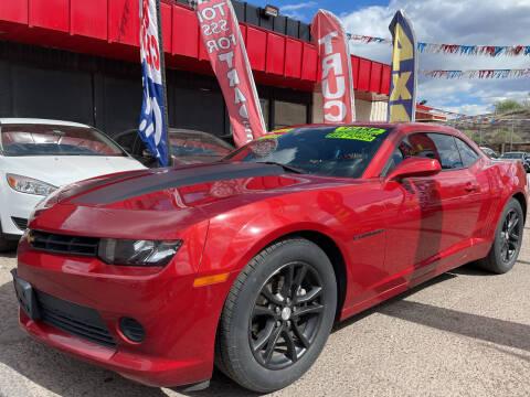 2015 Chevrolet Camaro for sale at Duke City Auto LLC in Gallup NM