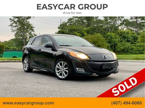 2010 Mazda MAZDA3 for sale at EASYCAR GROUP in Orlando FL