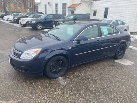 2008 Saturn Aura for sale at Affordable Motors in Jamestown ND