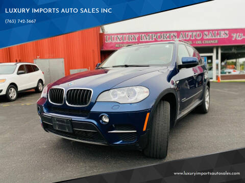 2012 BMW X5 for sale at LUXURY IMPORTS AUTO SALES INC in North Branch MN