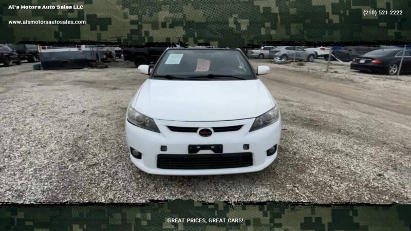2011 Scion tC for sale at Al's Motors Auto Sales LLC in San Antonio TX