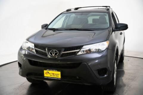 2015 Toyota RAV4 for sale at AUTOMAXX MAIN in Orem UT