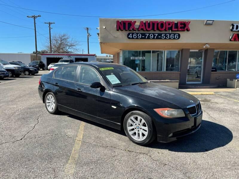 2007 BMW 3 Series for sale at NTX Autoplex in Garland TX
