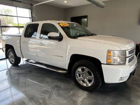 2013 Chevrolet Silverado 1500 for sale at Crossroads Car & Truck in Milford OH