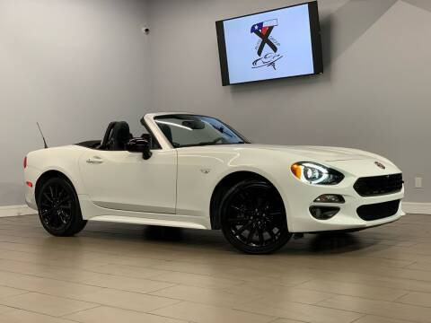 2017 FIAT 124 Spider for sale at TX Auto Group in Houston TX