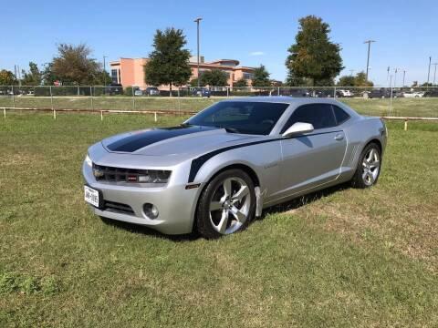 2011 Chevrolet Camaro for sale at LA PULGA DE AUTOS in Dallas TX