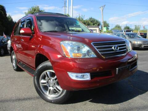 2009 Lexus GX 470 for sale at Unlimited Auto Sales Inc. in Mount Sinai NY