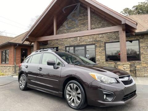 2013 Subaru Impreza for sale at Auto Solutions in Maryville TN