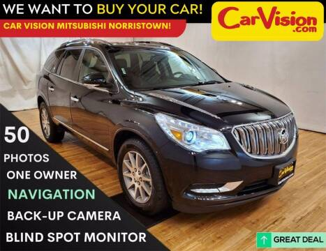 2017 Buick Enclave for sale at Car Vision Mitsubishi Norristown in Trooper PA