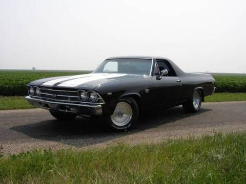 1969 Chevrolet El Camino for sale at Haggle Me Classics in Hobart IN