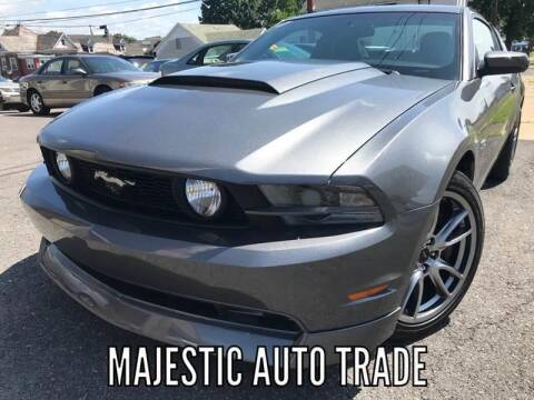 2011 Ford Mustang for sale at Majestic Auto Trade in Easton PA