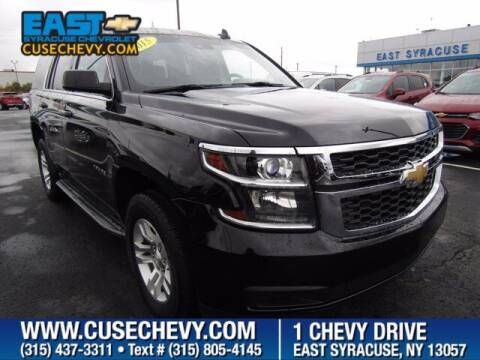 2015 Chevrolet Tahoe for sale at East Syracuse Performance Sales & Service in Syracuse NY