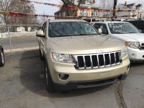 2011 Jeep Grand Cherokee for sale at Chambers Auto Sales LLC in Trenton NJ