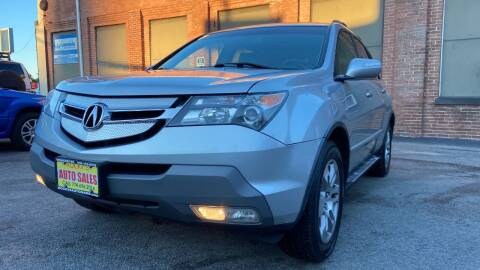 2008 Acura MDX for sale at Rocky's Auto Sales in Worcester MA