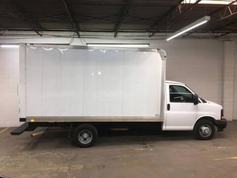 2017 Chevrolet Express Cutaway for sale at DKR Trucks in Arlington TX