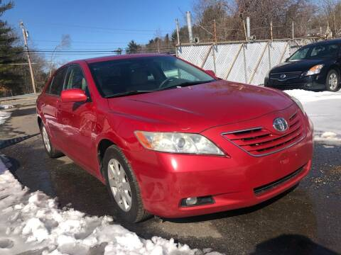 2008 Toyota Camry for sale at Royal Crest Motors in Haverhill MA