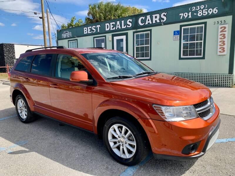 2014 Dodge Journey for sale at Best Deals Cars Inc in Fort Myers FL
