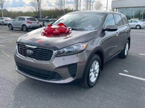2019 Kia Sorento for sale at Charlotte Auto Group, Inc in Monroe NC