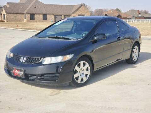 2009 Honda Civic for sale at Chihuahua Auto Sales in Perryton TX