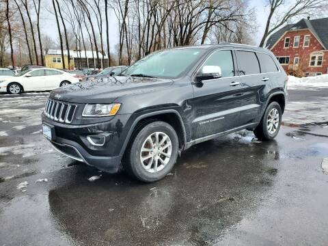 2015 Jeep Grand Cherokee for sale at AFFORDABLE IMPORTS in New Hampton NY